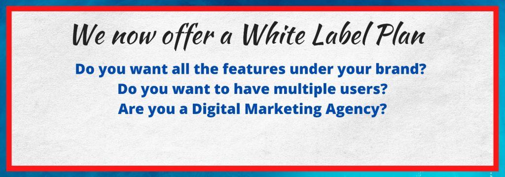White Label Video Marketing Platform